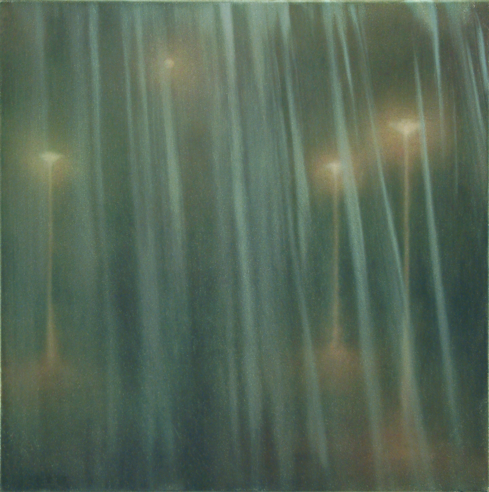 night from inside o.c. 50x50cm 2001