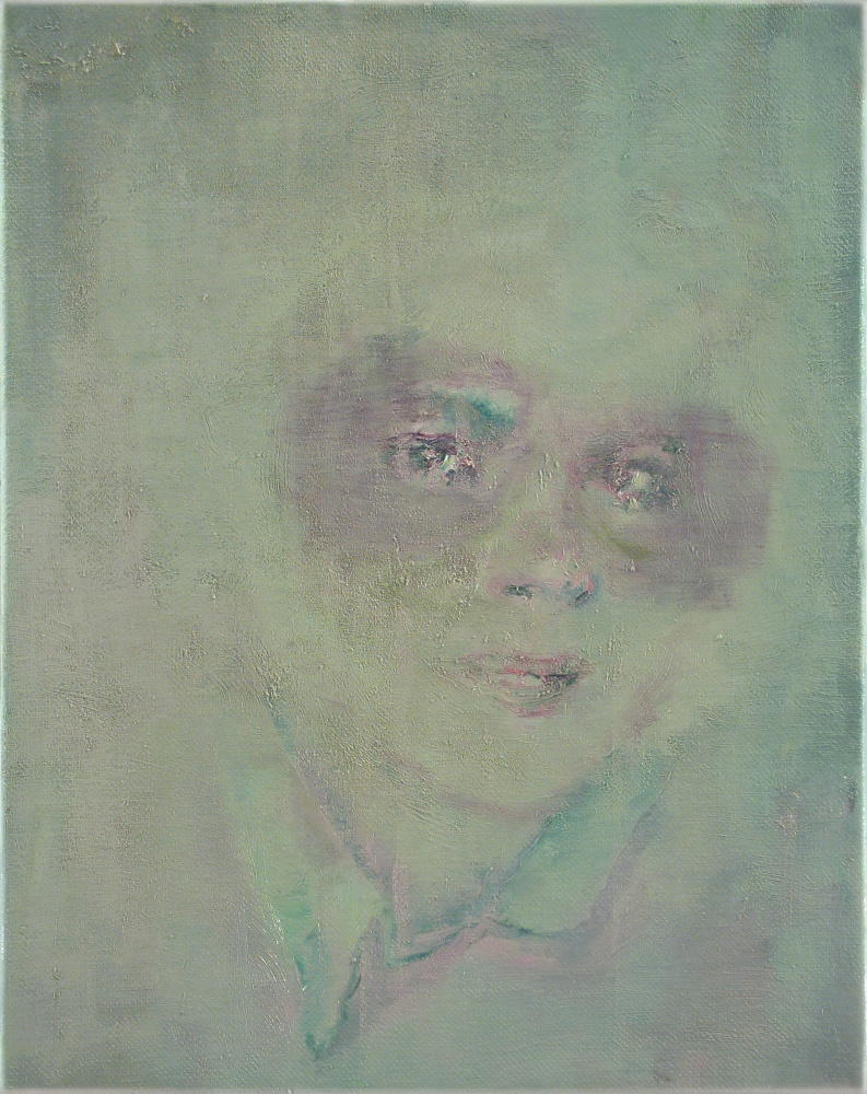 crying woman o,c. 50x40cm. 2005