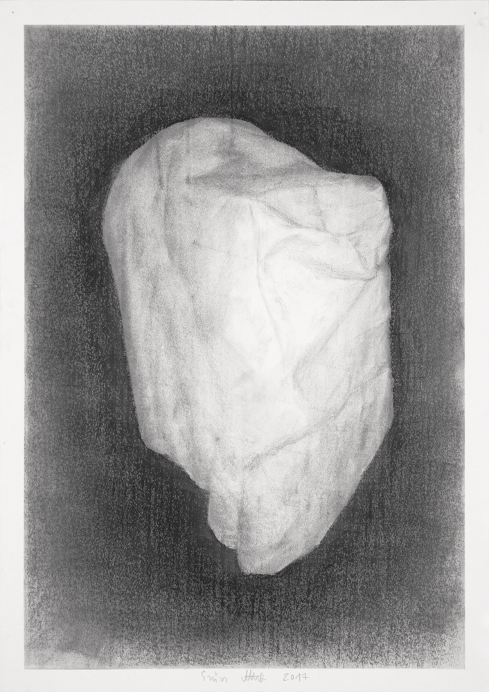 Drawing, graphite on paper, 42x29,5cm 2017 06 06